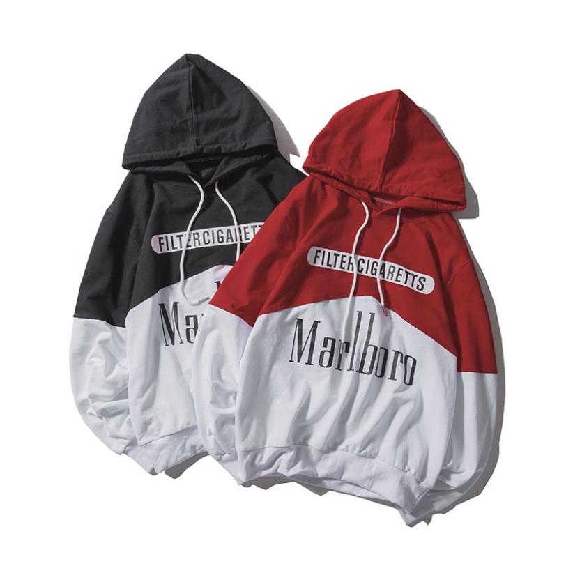 Marlboro Hoodie – Lolayalls   Sweatshirts hoodie, Hoodies