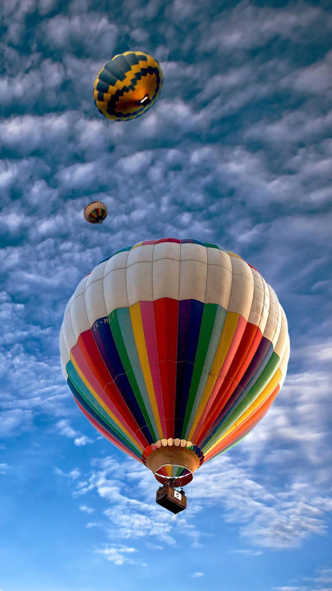 Hot Air Balloon Hot Air Balloons Photography Air Balloon Hot Air Balloon Rides Wallpaper colorful hot air balloon blue