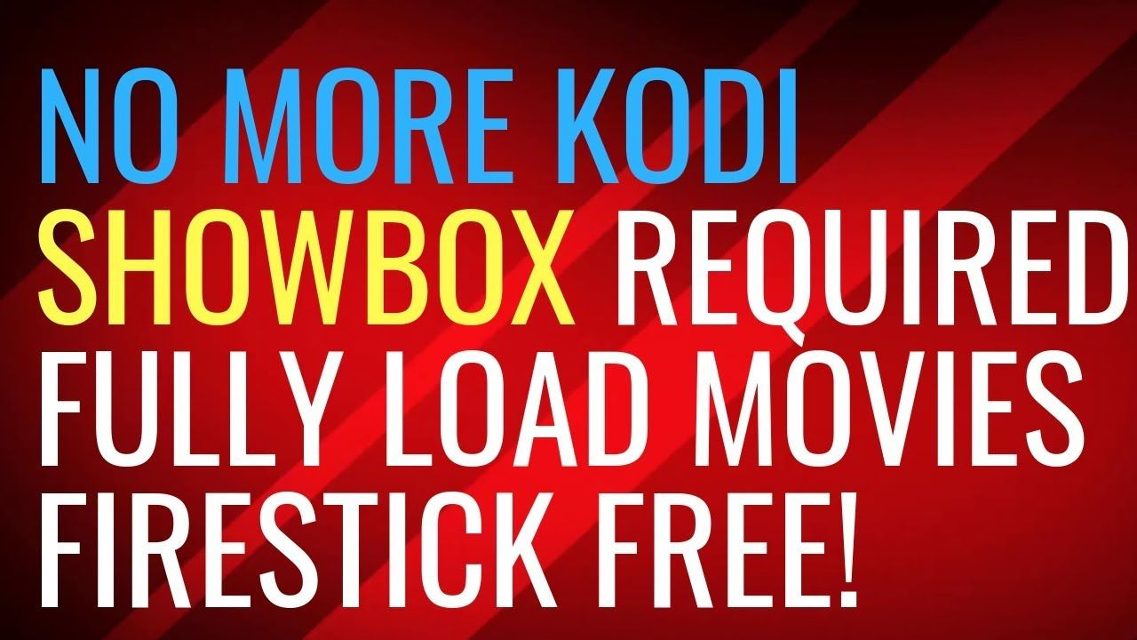 AVOID KODI AND SHOWBOX ON FIRESTICK AND START USING THESE