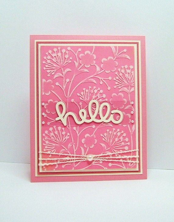 Handcrafted greeting card 6 12 x 5 14 cardstock tim holtz handcrafted greeting card 6 12 x 5 14 m4hsunfo