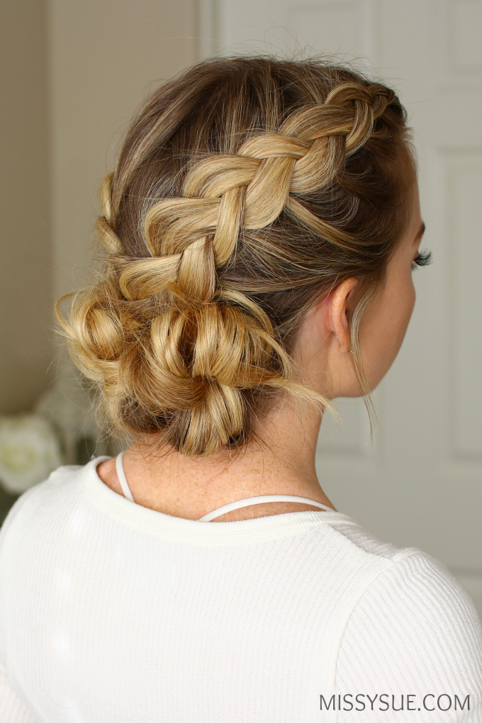 It S A New Year Which Means New Year S Resolutions And I Know Some Of You Have Made A Res Short Hair Styles Easy Long Hair Styles Prom Hairstyles For Long Hair