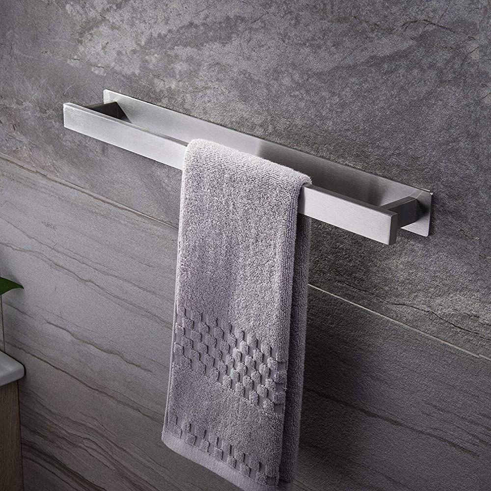 Ruicer Handtuchhalter Bad Ohne Bohren Handtuchstange Selbstklebend