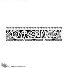 Resultado De Imagen Para Plantillas Brazaletes Maories Tatuajes