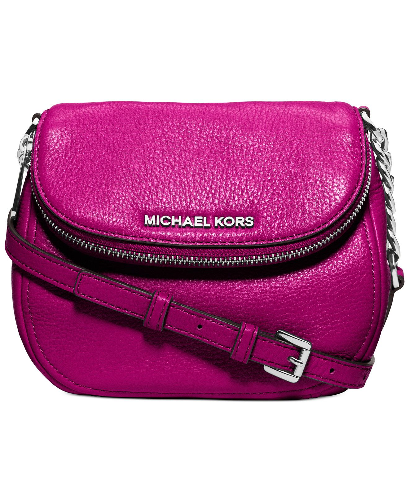 MICHAEL Michael Kors Bedford Flap Crossbody - Handbags \u0026 Accessories -  Macy\u0027s
