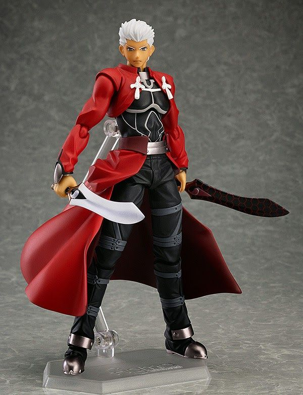 www.biginjap.com: Fate/Stay Night - Figma Archer