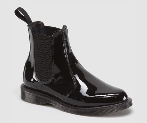 FAUN BLACK | Boots, Leather ankle boots