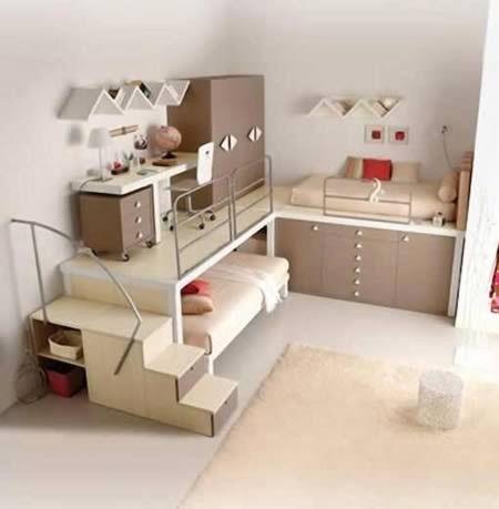 Letto a castello: la soluzione più pratica per camere ...