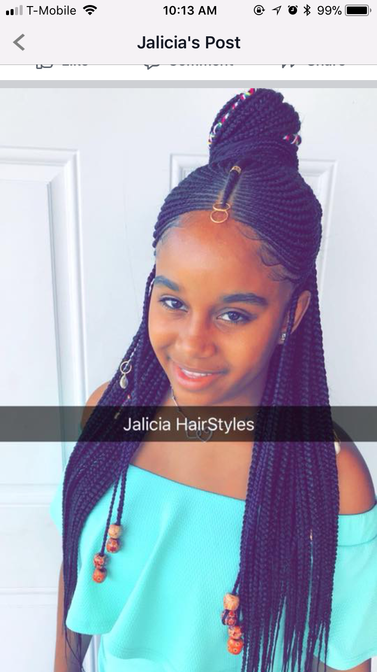 Braids Half Up Half Down Braided Half Up Braid Half Up Half Down Black Girl Braids
