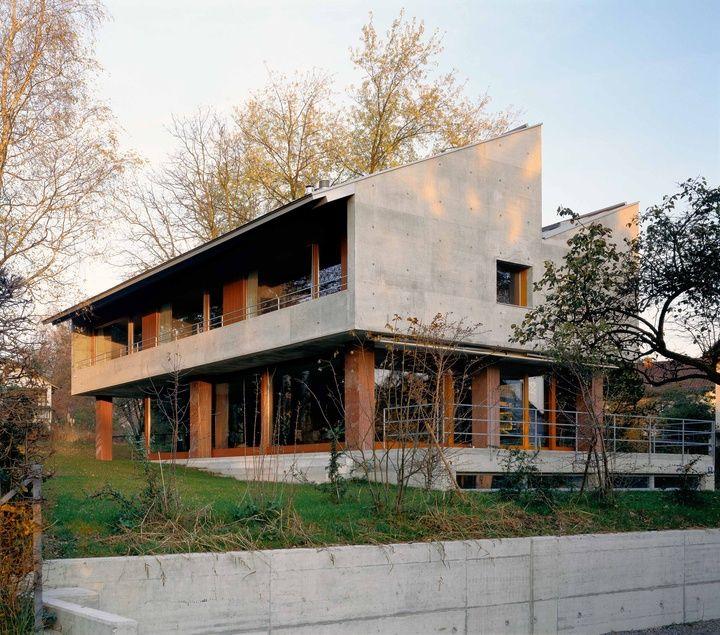 HAUS RÜEGG WALLISELLEN / Meili Peter Architekten