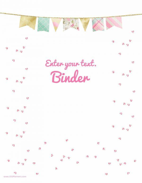 free binder cover templates prints pinterest binder covers