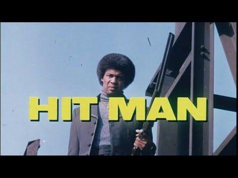 Hit Man 1972 Trailer Film Films Black