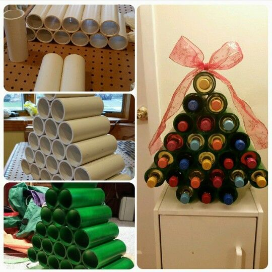 Advent Calendar Adults Diy : Wine advent calendar diy … pinteres…
