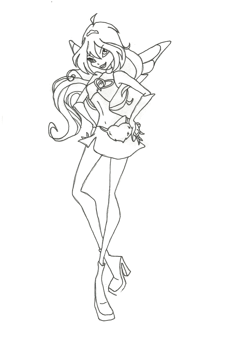Winx Club Bloom Coloring Pages 1024 1397 Coloring Picture Animal And Car Also Nature Color Fairy Coloring Pages Art Drawings Sketches Simple Coloring Pages