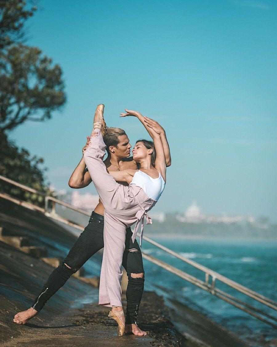 Erbaulich Ballerinen Vor Dem Hintergrund Des Von Hurrikan Maria Verwusteten Puerto Ricos Detailverliebt De Ballerina Ballett Ballett Bilder
