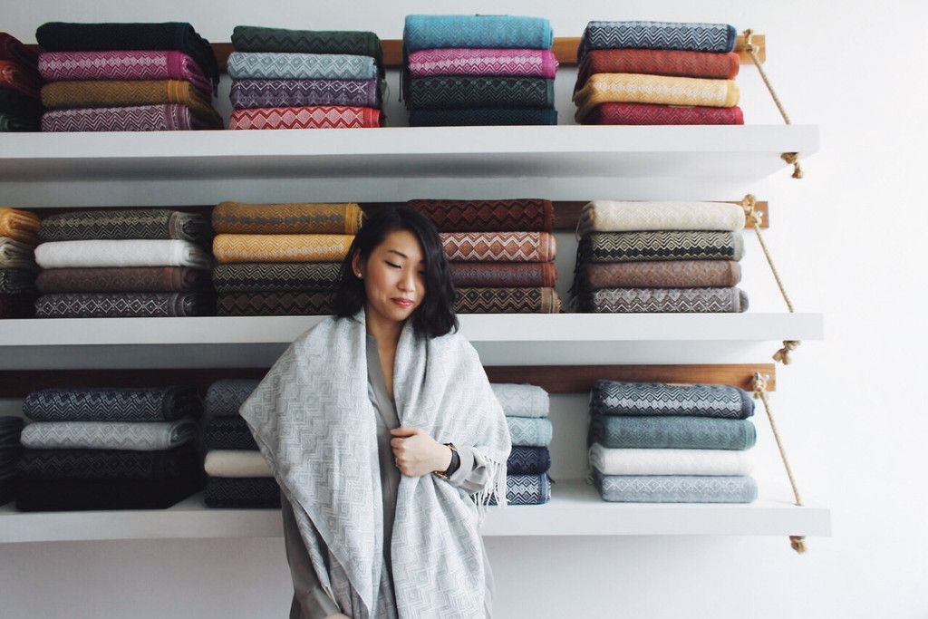 We recently had the pleasure of having Esther Lee from the Toronto-based blog This Wild Heart visit our shop in Parkdale. Click to read her Q&A on our blog! #CambieDesign #CambieBlog