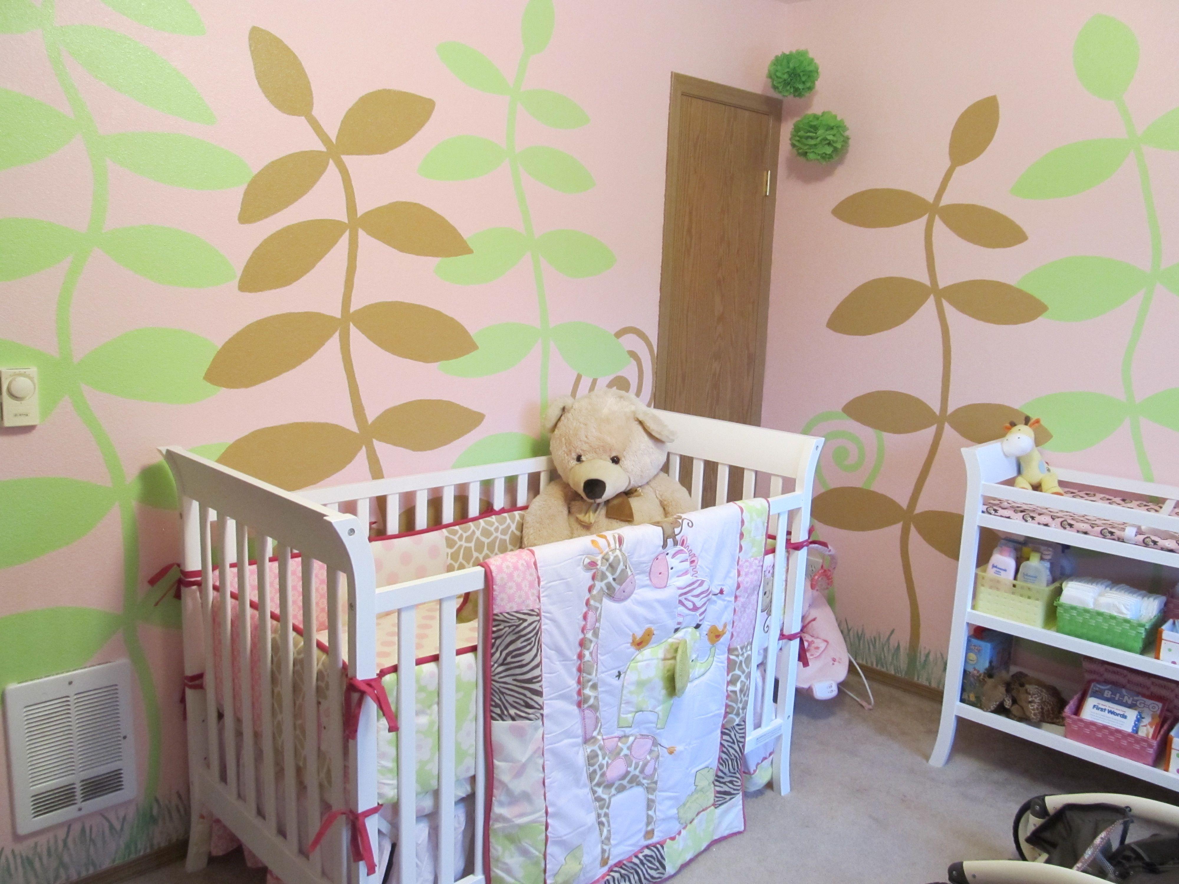 My daughter's nursery