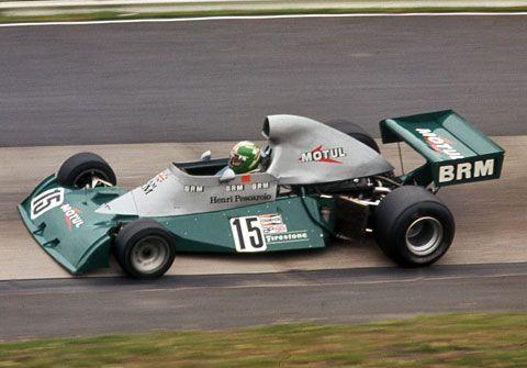 Henri Pescarolo, Nurburgring, 1974 BRM 201