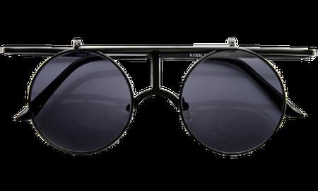 Gafas vintage flip up crossbar descubierto a través de dressinglab.com, la comunidad creada para descubrir, crear e inspirarse de lo mejor de la moda local.