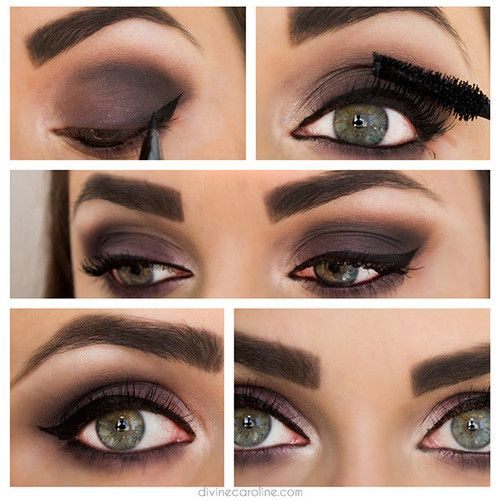 Eye Make-up Pointer: A Shade Cheat Sheet for Spectacular Eyes ...