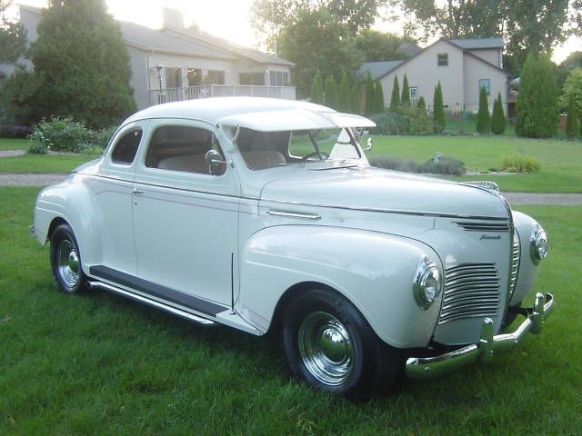 Plymouth Coupe Hot Rod 1940 Plymouth Cars Car Ads Cars Trucks