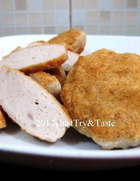 Membuat Perkedel Ikan Yang Spongy Springy Homemade Fishcake Resep Masakan Indonesia Makanan Enak Resep