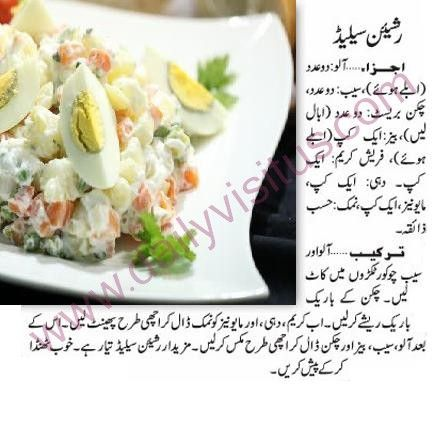 Pin by Risha Khan on Cooking Recipes  Salad recipes