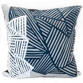 doonyaya // screen printed pillow