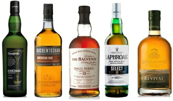 National Scotch Whisky Day: 5 New Scotch Whiskys You Need To Try