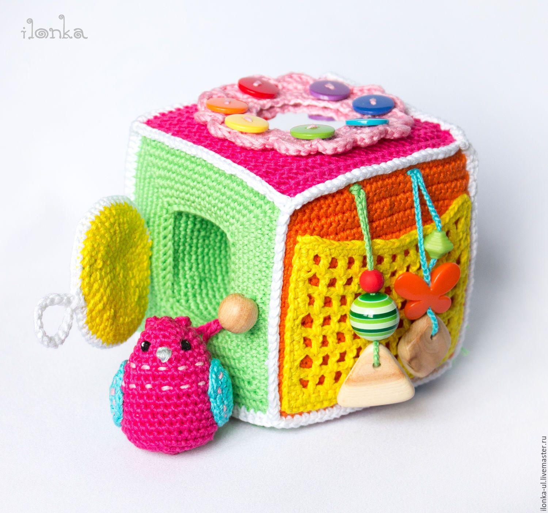 купить развивающий кубик для девочки с птичкой кубик развивающий