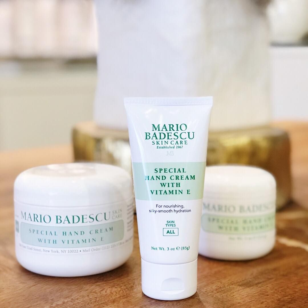 Keep The Giant Tub Bedside The Smaller One At Your Desk And The Travel Friendly Tube In Your Tot Skin Care Solutions Winter Skin Care Mario Badescu Skin Care
