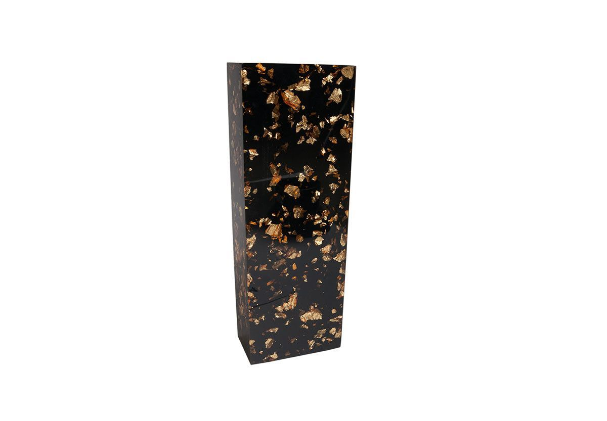 Phillips Collection Captured Gold Flake Vase