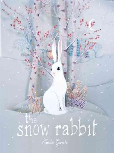 Two sisters look longingly through their window at the snowy sky. One goes out and sculpts a little rabbit, but when she brings it back inside to her wheelchair-bound sister, it begins to melt. So the