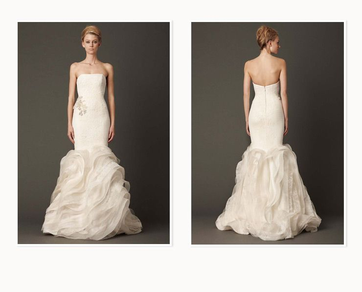 Vera Wang \'Lindsey\' at select Nordstrom Wedding Suites | Wedding ...
