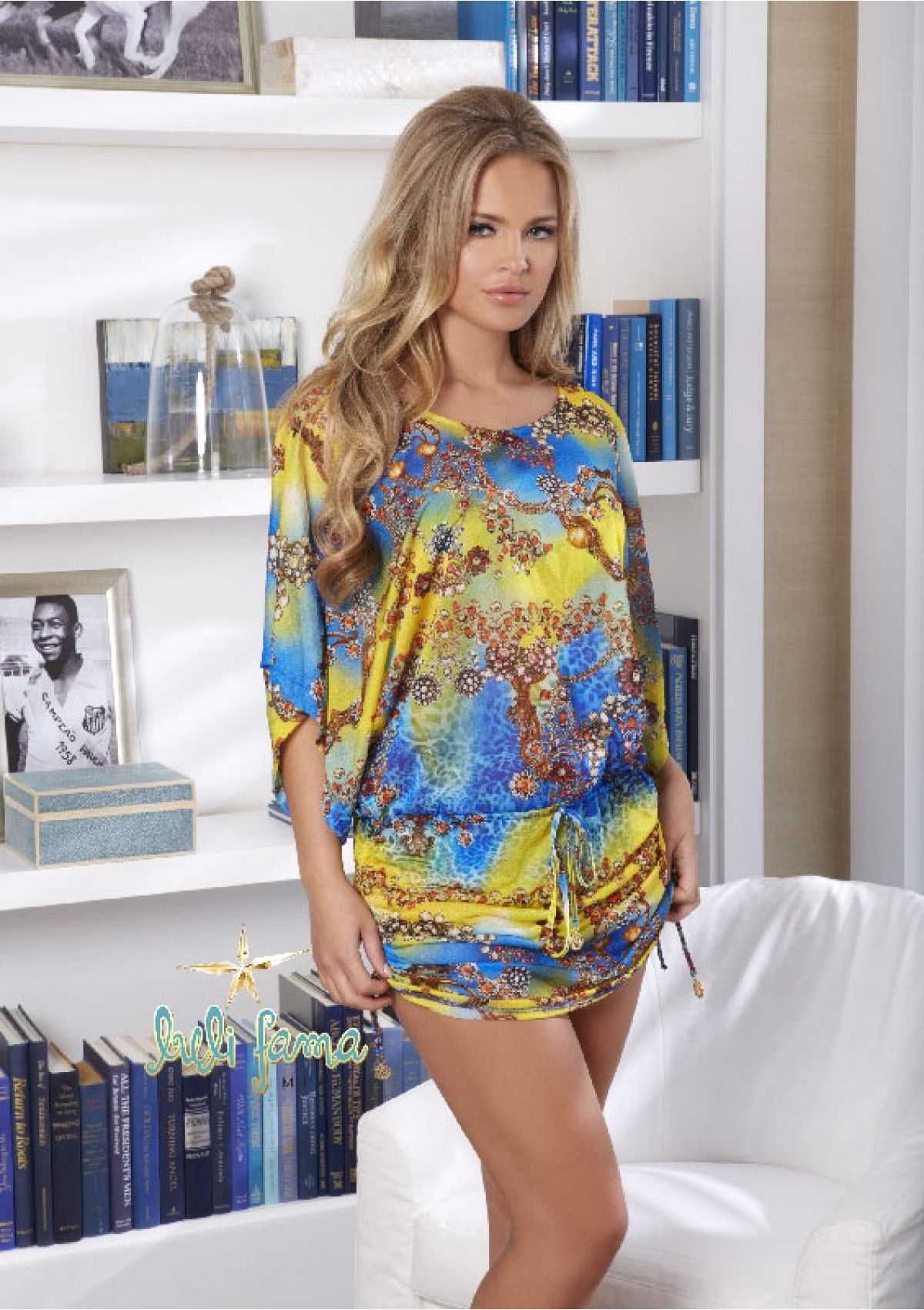 Simply Fabulous South Beach Dress