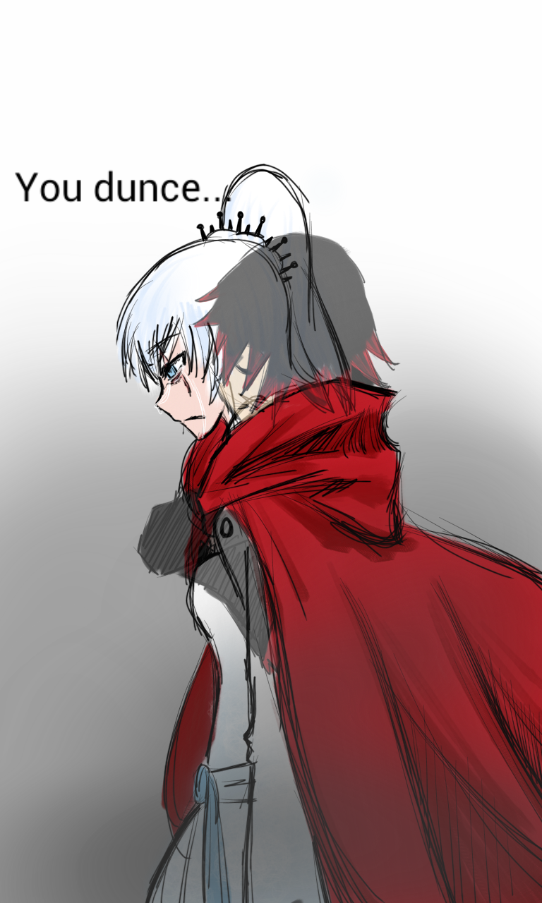 You Dunce... by ColdFox72.deviantart.com on @deviantART