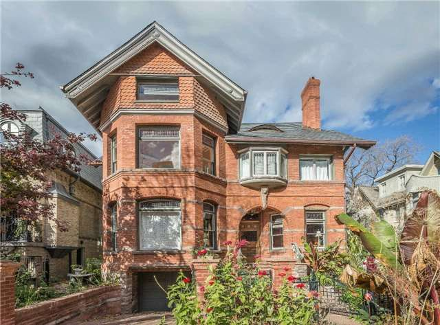 36 Lowther Ave, Toronto C02, ON M5R1C6. 4 bed, 4 bath, $9,495,000. The queen of lowther...