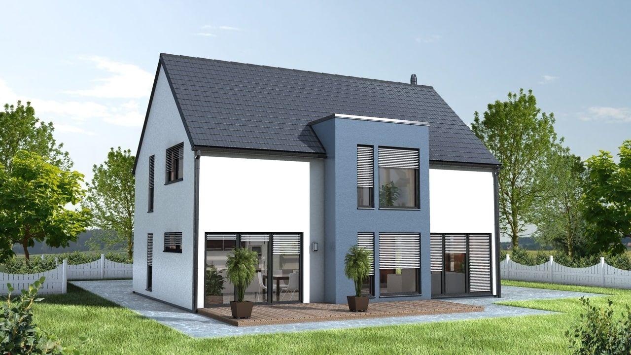 3d Modern House 3d Model Of Modern House 3d House Model 3d