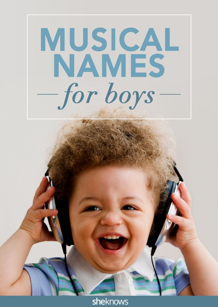 African Boy Names: Solid Baby Names With A Musical Background For Boys