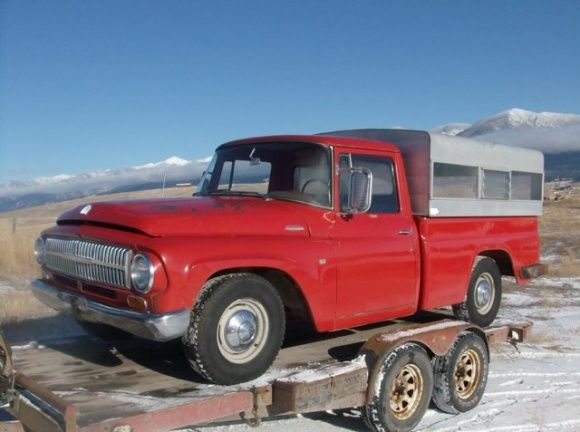 1966 International Short-Box Pick-Up | Cars | International