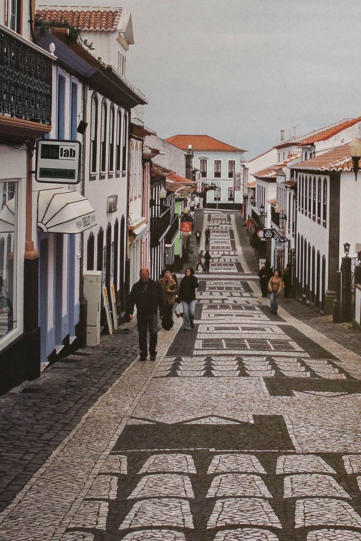 A calçada | Praia da Vitória, Ilha Terceira (Açores)