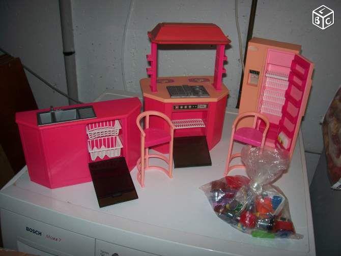 cuisine barbie - Cuisine Barbie