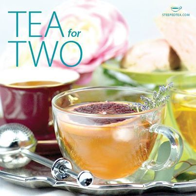 Share tea with mom this Mother's Day! What is your Mother's Day tradition? Go to our Facebook page and comment!