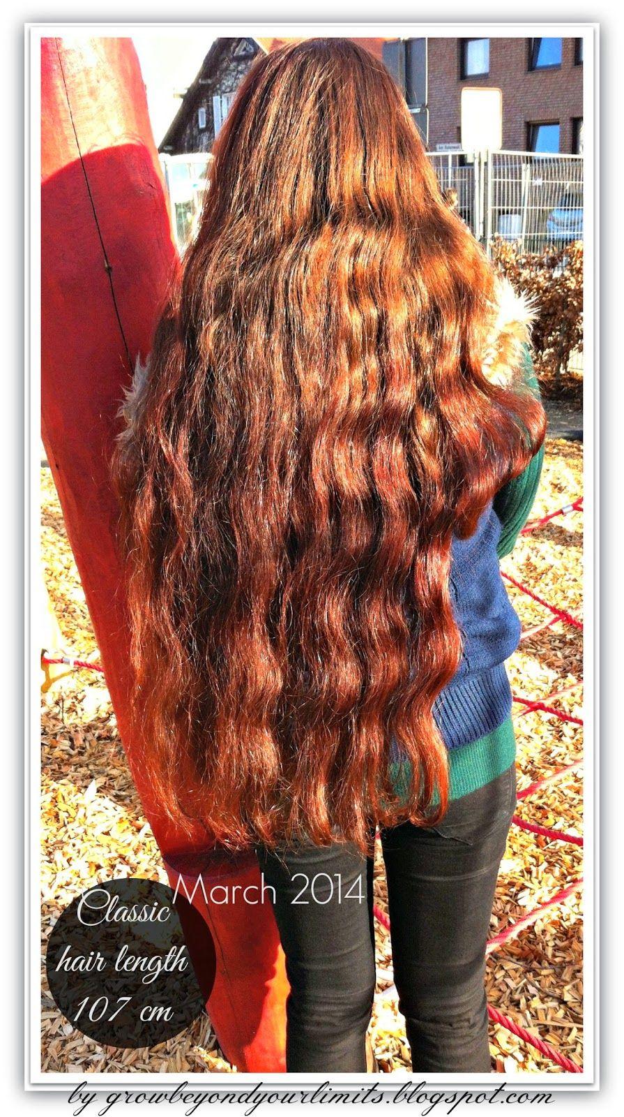 Classic hair length super long hair red hair redhead ginger