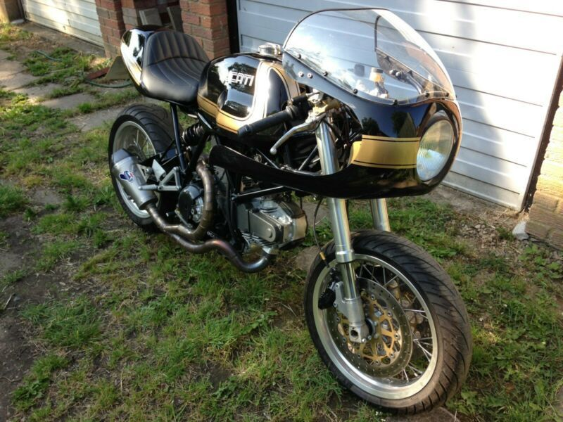 Ducati 900SS Special bevel Sport Classic cafe racer