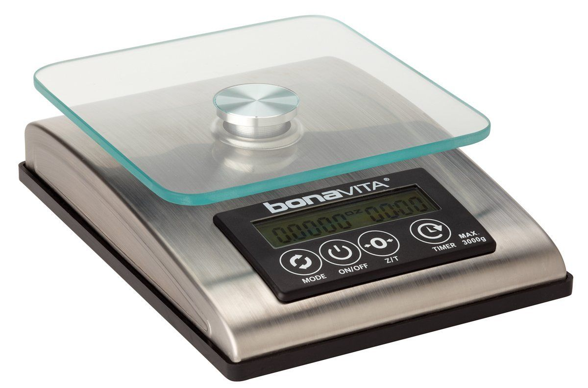 Amazon Com Bonavita Electronic Scale Kitchen Amp Dining