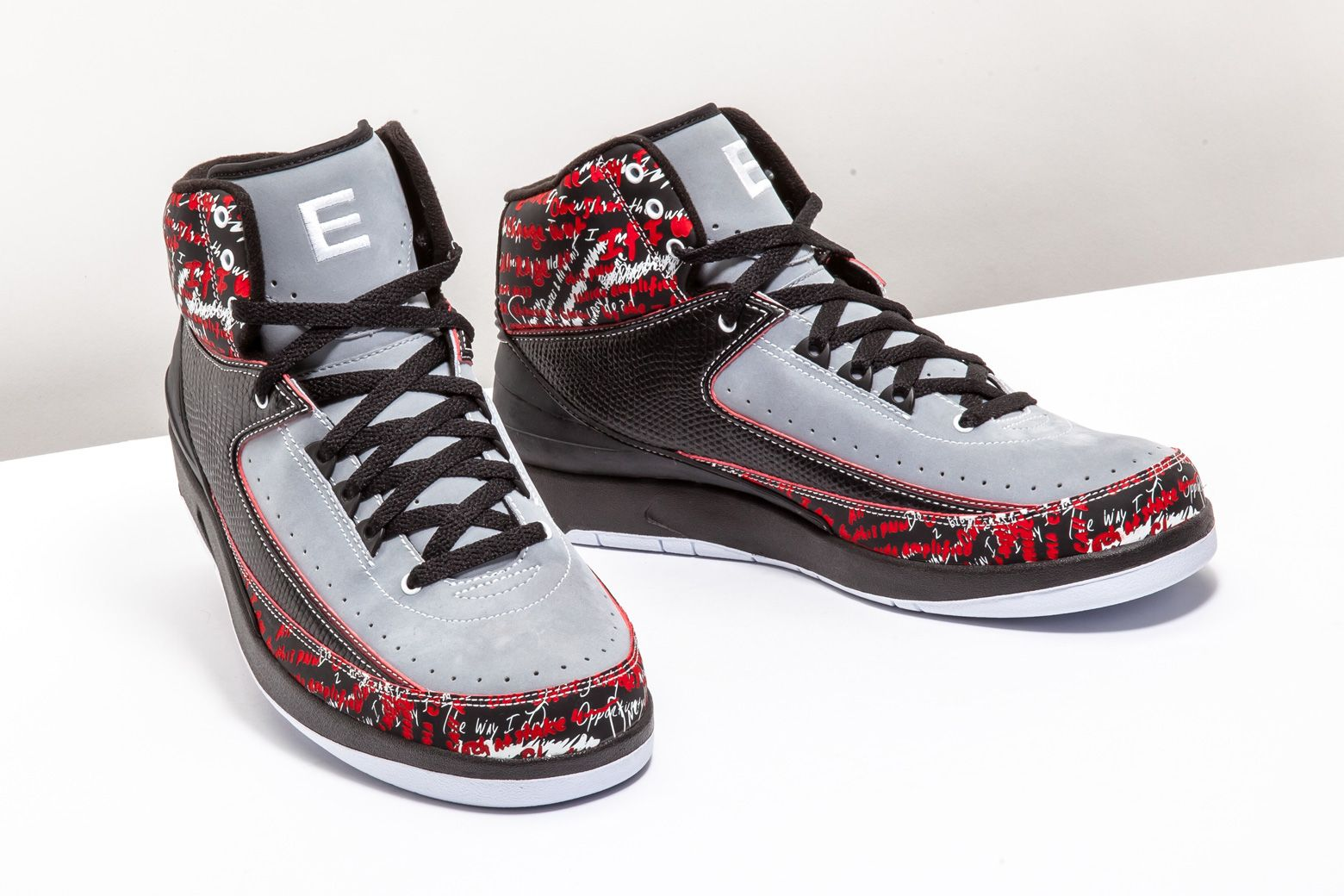 detailing f613e a1441 In 2008, Eminem released a limited 313 pair run of the Air Jordan 2 to  celebrate his biography  The Way I Am.