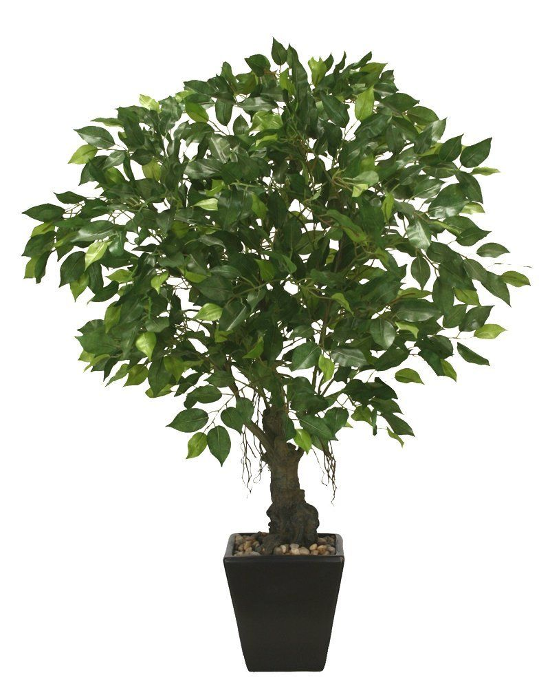 30' Artificial Ficus Tree In Pot *** You can find more details by visiting the image link.