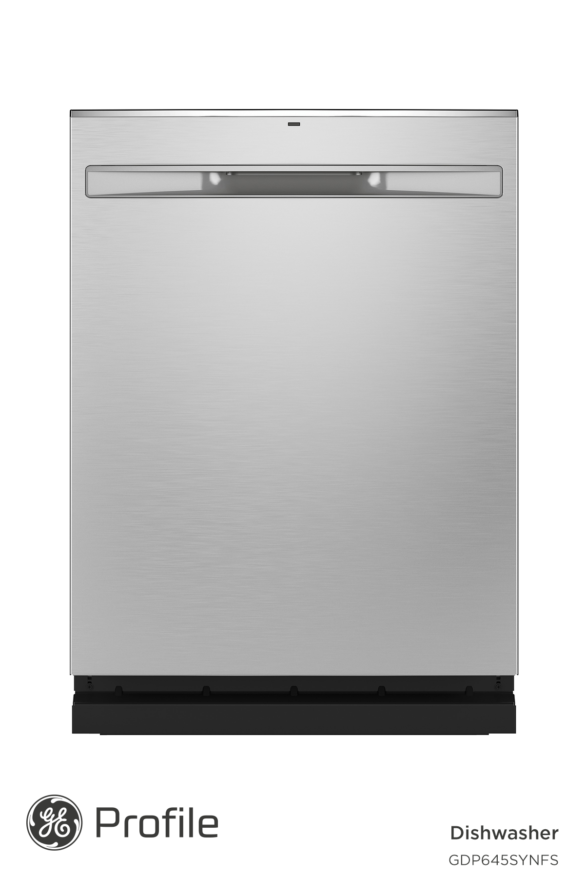 Ge Fingerprint Resistant Top Control With Stainless Steel Interior Dishwasher With Sanitize Cycle Dry Boost Gdp645synfs Finish Dishwasher Cleaner Installing Cabinets Dishwasher Cleaner