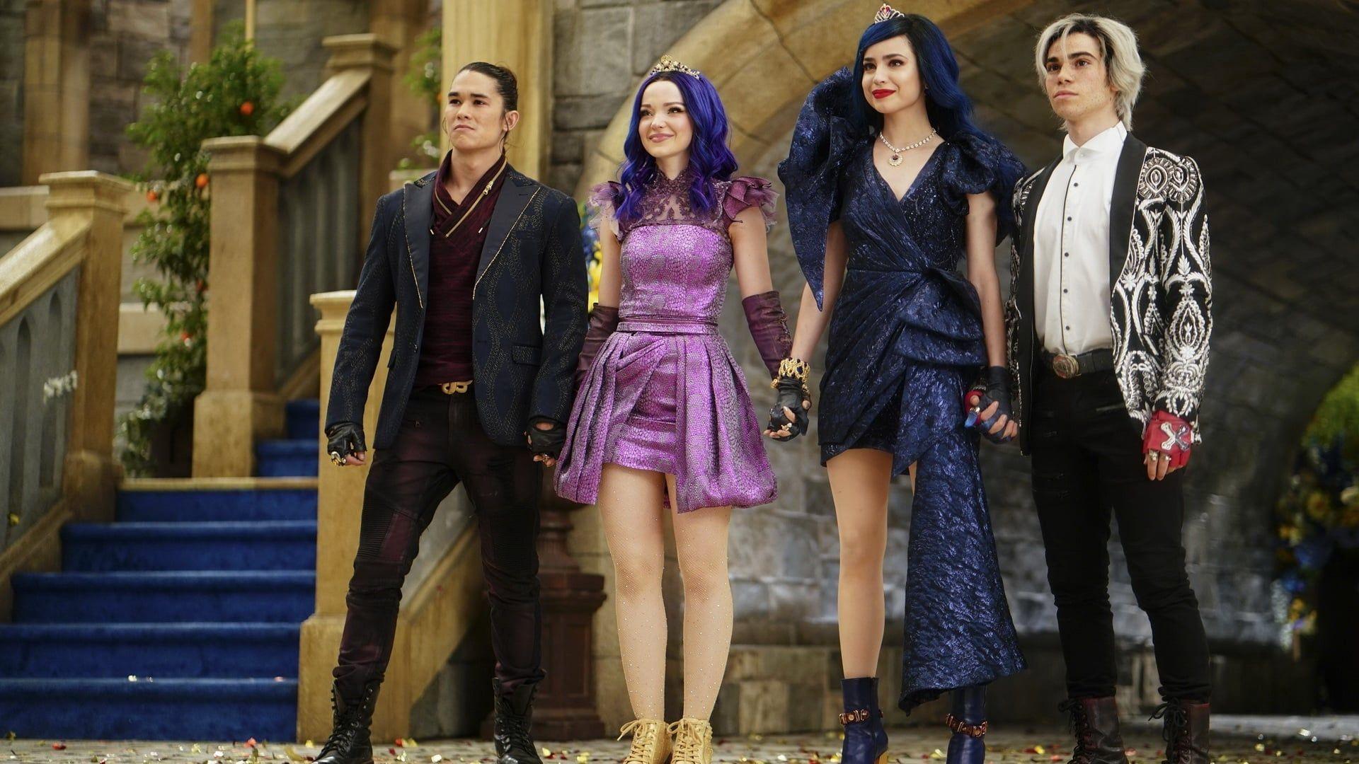 Watch Descendants 3 2019 Full Movie Online Free Disney Descendants Disney Decendants Disney Descendants 3