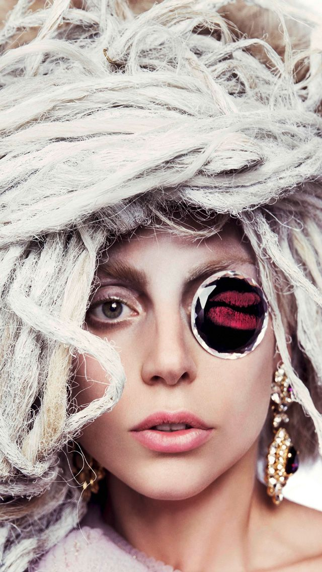 lady gaga cool eyes iphone android mobile wallpaper - http://wallfest.com/58156/lady-gaga-cool-eyes-iphone-android-mobile- wallpaper.html #Android, #Cool, ...